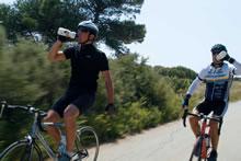 Rennradfahren in Andalusien