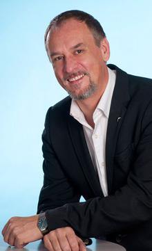Clubdirektor Oliver Müller