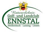 Logo Golf und Landclub (GLC) Ennstal