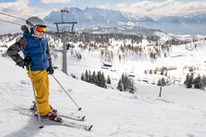 Skiurlaub für Kinder