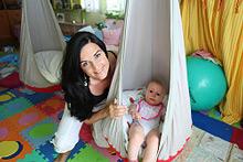 Babybetreuung im Aldiana Zypern