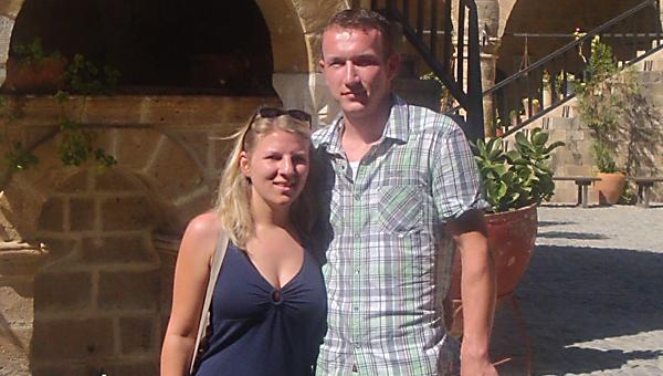 Franzi mit Mann