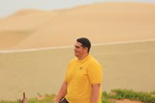 Bahadir im Club Agadir