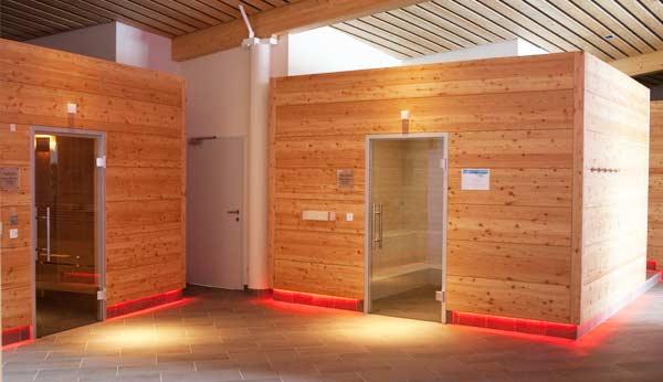 Sauna Aldiana Salzkammergut