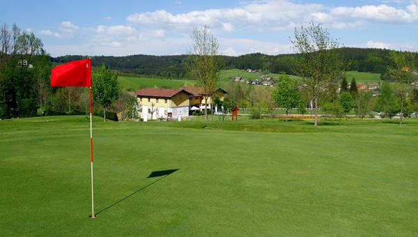 Golfen im Cluburlaub