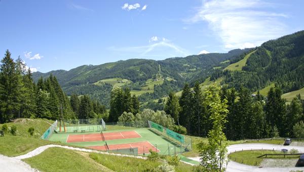 Cluburlaub Tennis