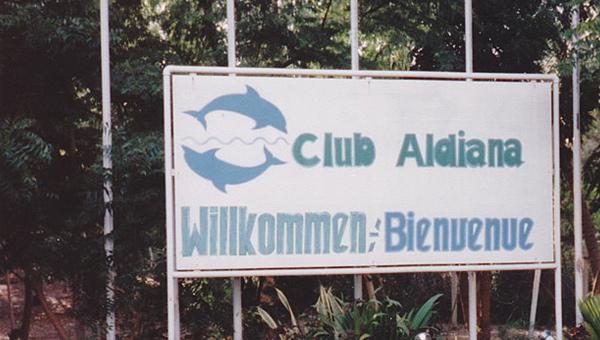 Erster Aldiana Club