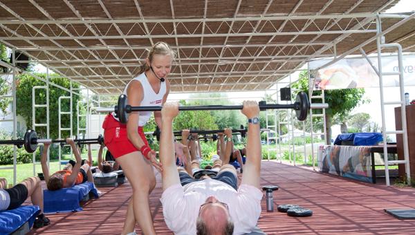 Trainer helfen