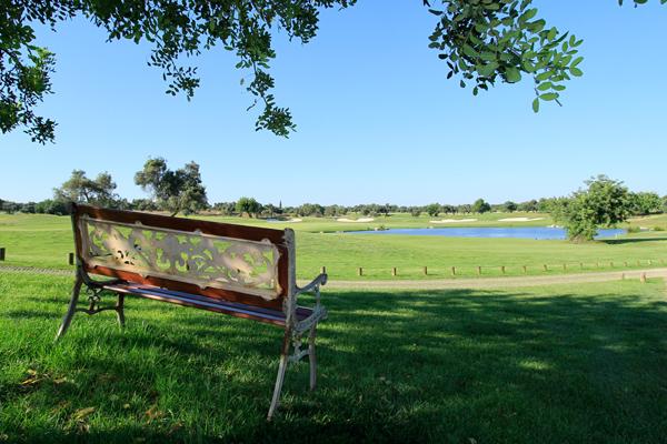 Golfurlaub Ausblick