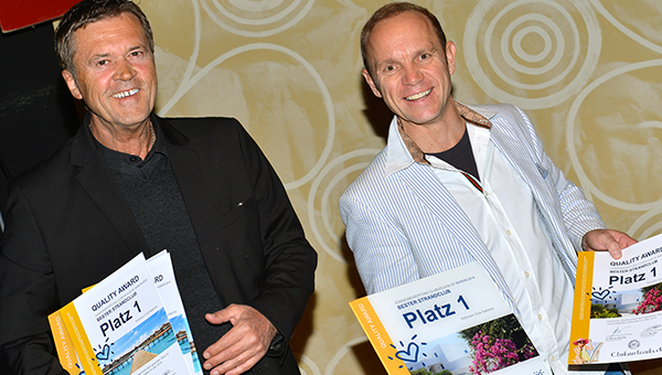 Heinz Trautmann und Jörg Schwille