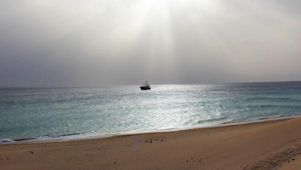 Strand von Morro Jable