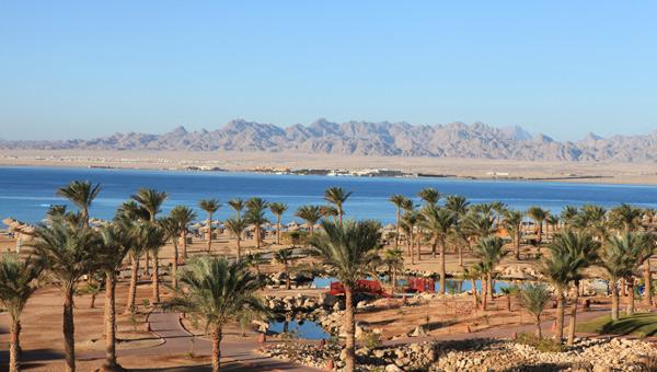 Schnorcheln in Ägypten