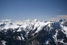 Die Berge von Amade