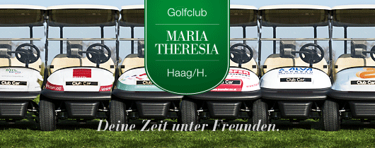 Logo Golf-Club Maria Theresia