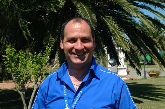 Clubdirektor Mario Mauro