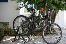 Fahrrad von Cube