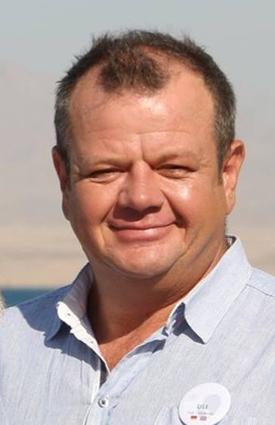 Clubdirektor Ulrich Thoene