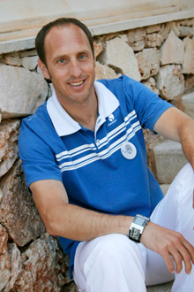 Clubdirektor Klaus Augustin