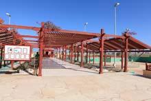 Tennis Anlage