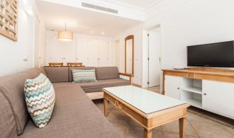 Appartement Meerblick Typ 1