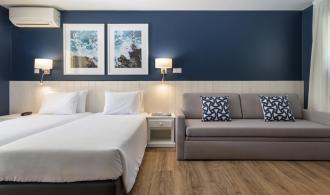 Doppelzimmer Typ 3