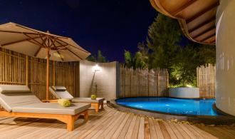 Pool Villa Sea View