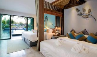 Deluxe Suite Premium Pool Access