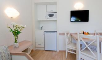 Appartement Garden C
