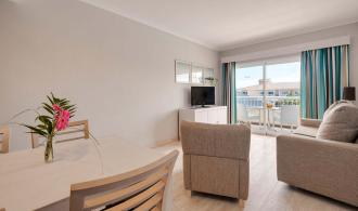 Appartement Preferred lateral sea view