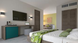 Doppelzimmer Premium Meerblick