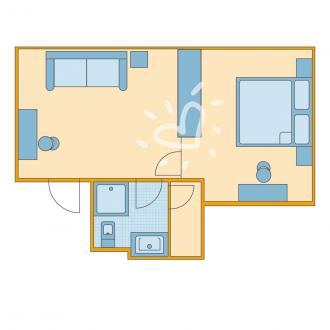 Doppelzimmer Dreibettzimmer