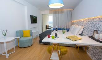 Doppelzimmer Standard Meerblick