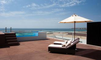 Premium Suite mit Pool