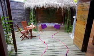 O Jacuzzi Beach Villa