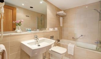 Appartement Typ1 (Badezimmer)