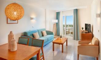 Appartement Typ2 (Wohnzimmer)