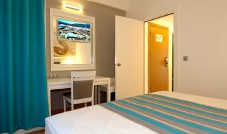 Junior Suite with balcony or terrace and whirlpool bath