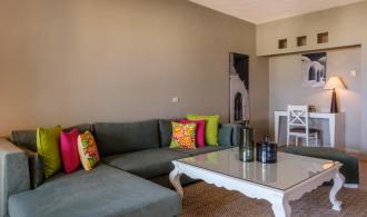 Suite im Haupthaus mit Meerblick/Poolblick Typ 1