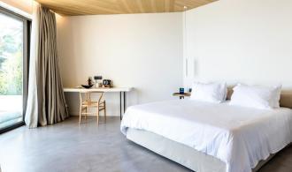 Doppelzimmer Gartenblick