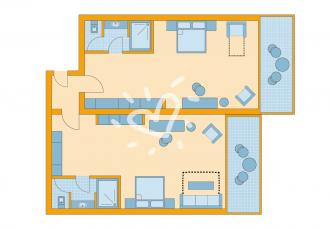 Familienzimmer Doppelzimmer Meerblick