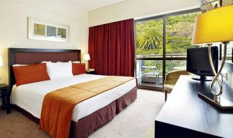 Double Room Landseite