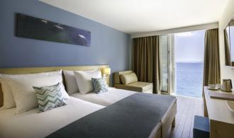 Superior triple room, seaside