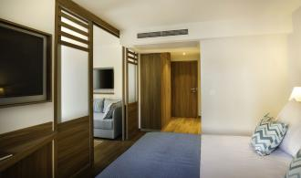 Standard Familienzimmer mit Meerblick