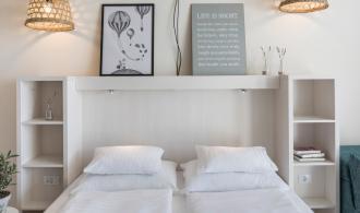 Doppelzimmer Comfort mit Balkon