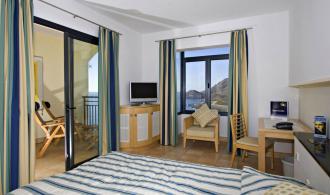 Doppelzimmer mit Meerblick