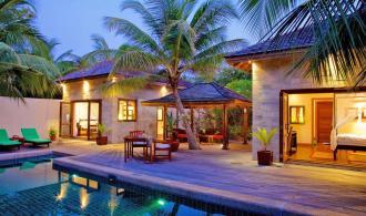 Private Pool Villa Family Suite