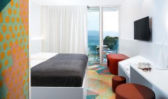 Doppelzimmer Best Price Meerblick
