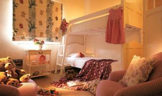 Familienzimmer Maisonette