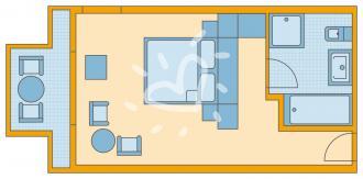 Doppelzimmer/ Einzelzimmer