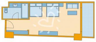 Doppelzimmer Meerseite